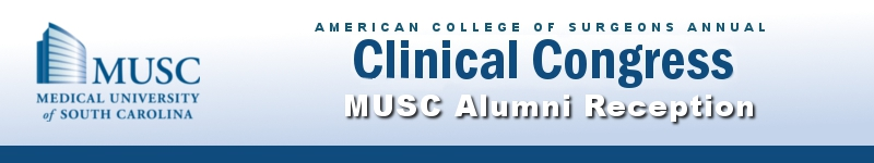 ACS MUSC Alumni Reception