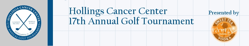 Hollings Cancer Center 17th Annual Golf Tournament